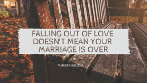 Falling Out of Love Doesn't Mean Your Marriage Is Over