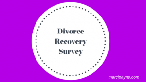 Divorce Recovery Survey