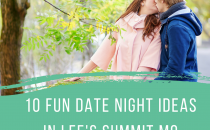 Date Ideas in Lee's Summit MO from Marriage Counselor