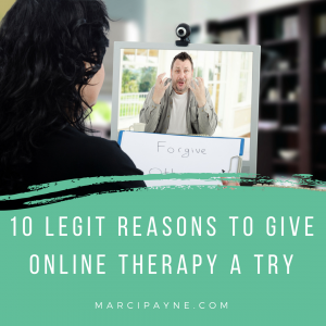give online therapy a try