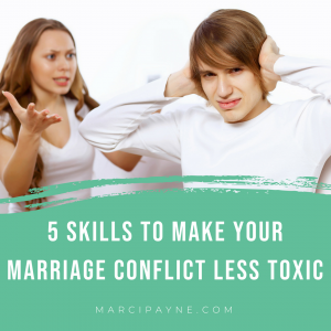 marriage conflict less toxic | Missouri