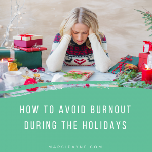 parental burnout counseling : holiday stress tips