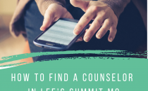 Find Counselor Lee's Summit MO