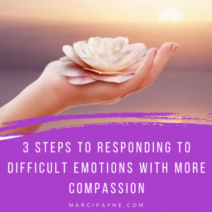 managing emotions in 3 steps
