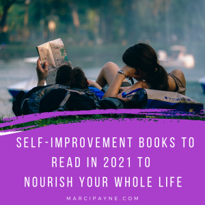 self improvement book recs 2021